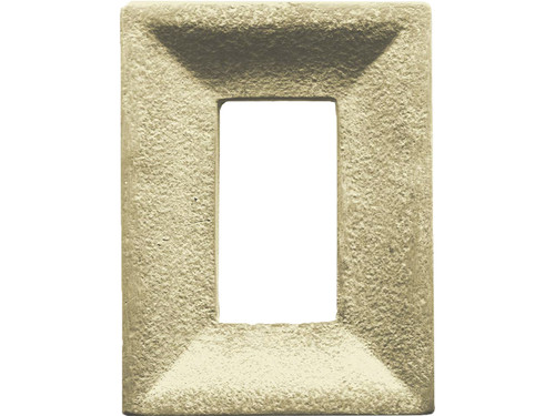 Universal Stone Electrical Outlet Surround