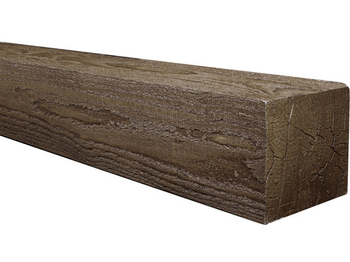 Rough Sawn Faux Wood Beams BAJBM060060180CE30NN