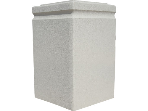 Carlton Base Pedestal - Wide and Tall
