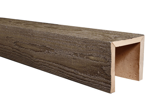 Rough Sawn Faux Wood Beams BAJBM070060216AW30NN