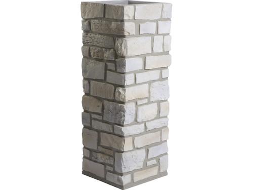 Carlton Lehigh Cobblestone Column Sleeve - Wide