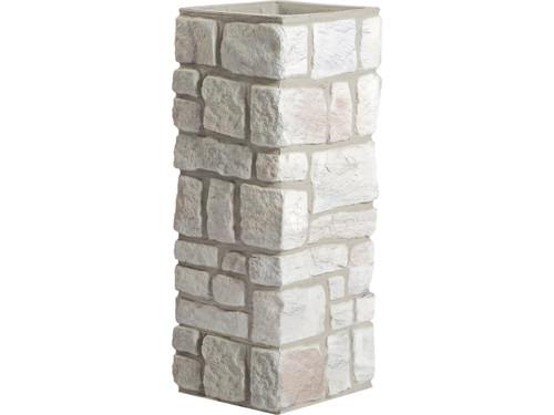 Carlton Hampton Cobblestone Column Sleeve - Wide