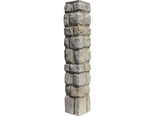 Carlton Hampton Cobblestone Split Column Wrap - Narrow