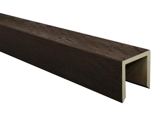 Reclaimed Faux Wood Beams BAHBM040040120JV30NN