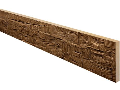 Rough Hewn Faux Wood Planks BBGPL040010120RWBNN
