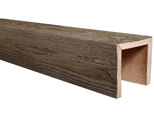 Rough Sawn Faux Wood Beams BAJBM100050120AW30NN