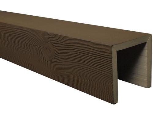 Woodland Faux Wood Beams BALBM080080240AU30NN