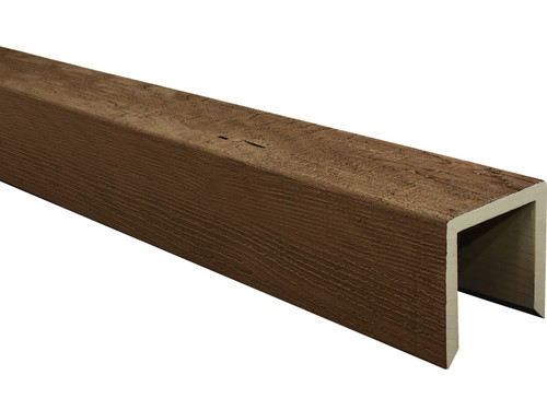 Reclaimed Faux Wood Beams BAHBM080080168AW30NN