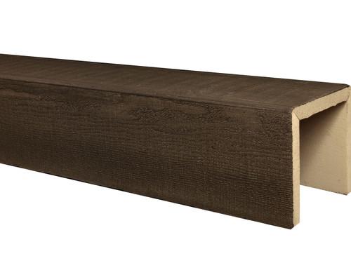 Resawn Faux Wood Beams BBEBM080080120RW40NN