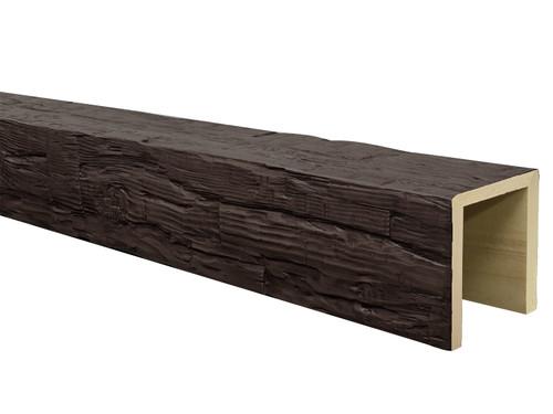Rough Hewn Faux Wood Beams BBGBM060060144JV30NN