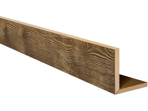 Beachwood Faux Wood L-Headers BAFLH040040120JVNNN