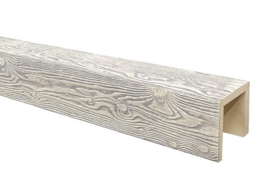 Heavy Sandblasted Faux Wood Beams BAQBM040040168WW30NY
