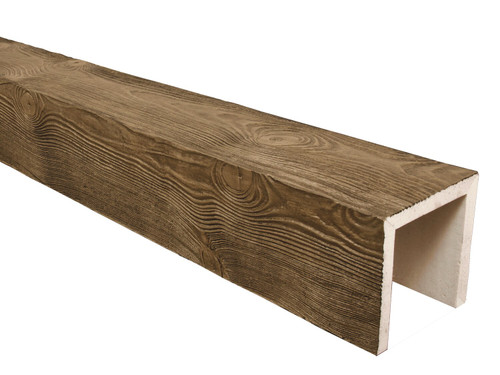 Reclaimed Faux Wood Beams BAHBM060080120AW30NN