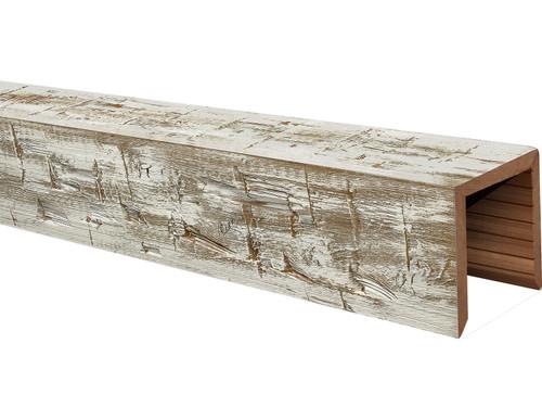 Heavy Hand Hewn Wood Beams BANWB080080168WW30NNO