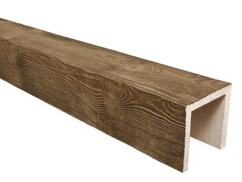 Reclaimed Faux Wood Beams BAHBM090050192AW30NN
