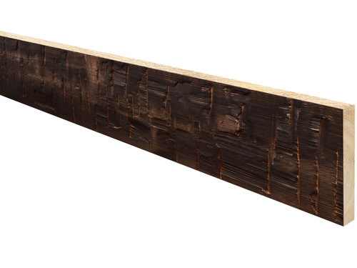 Heavy Hand Hewn Wood Plank BANWP110010168COBN