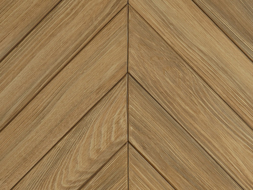 Chevron Faux Wood Wall Panel