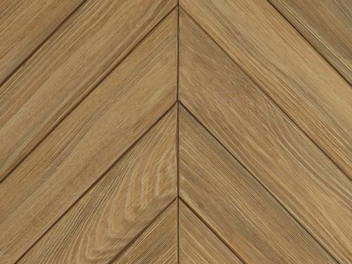 Chevron Faux Wood Sample
