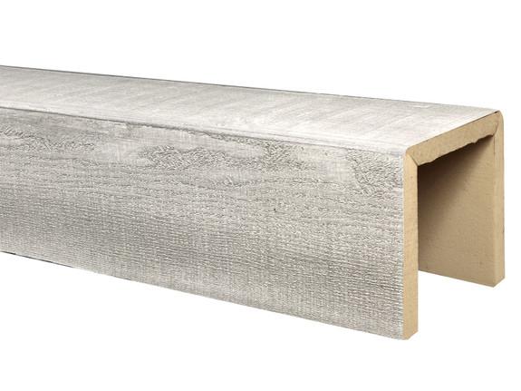 Resawn Faux Wood Beams BBEBM080080120WW30NN
