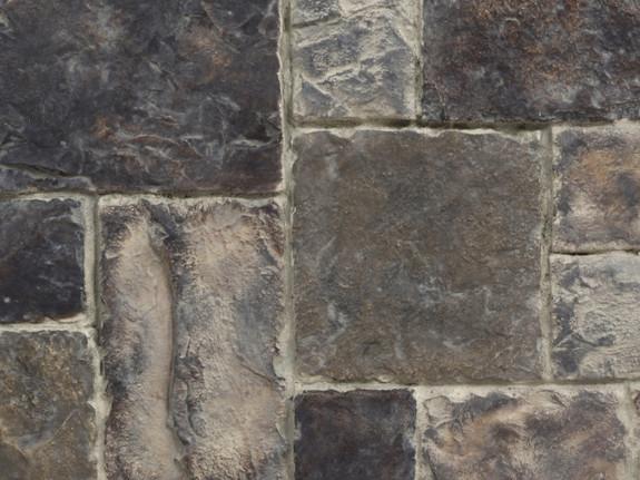 Carolina Chiseled Stone Wall Panel