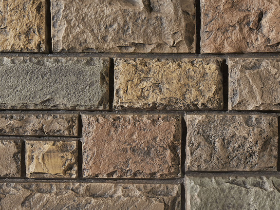 Regal Chiseled Stone Wall Panel