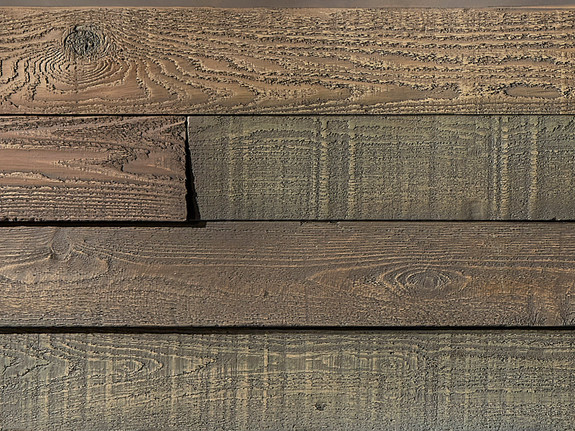 Reclaimed Beveled Shiplap Barn Wood Wall Panel - Extra Long
