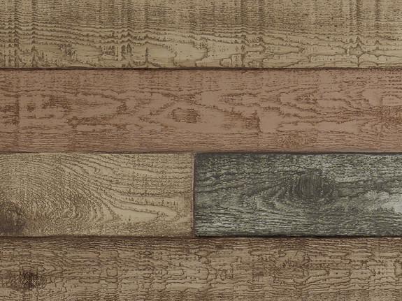 Reclaimed Shiplap Barn Wood Wall Panel - Extra Long