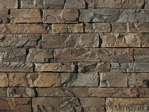 Nevada Dry Stack Stone Wall Panel