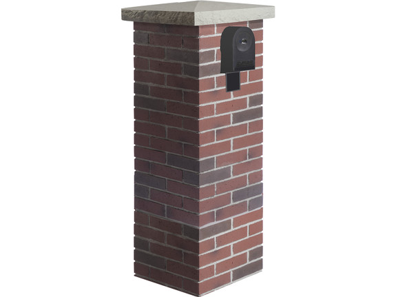 Carlton Traditional Brick Mailbox Kit