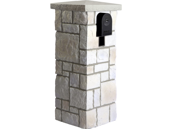 Carlton Castle Rock Mailbox Kit