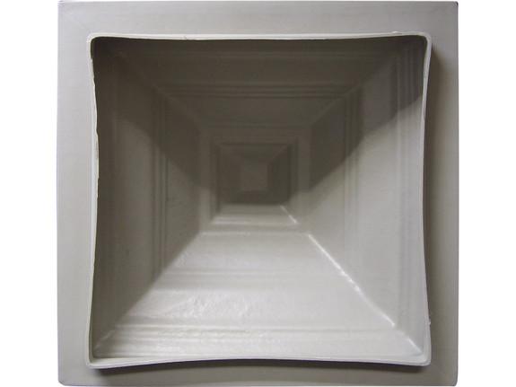 Ashford Ledgestone Column Sleeve Pyramid Cap - Wide