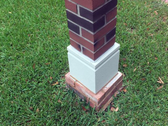 Carlton Base Pedestal - Narrow