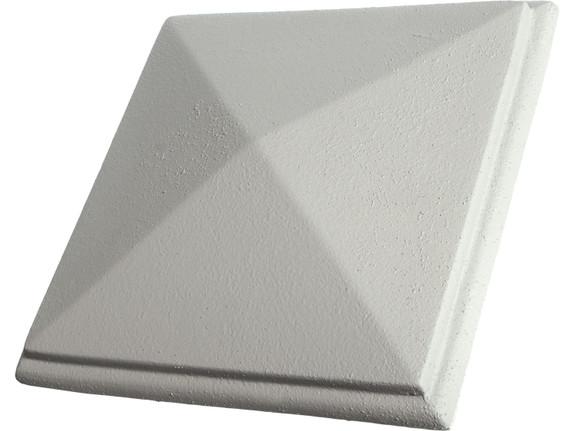 Carlton Pyramid Column Cap - Wide