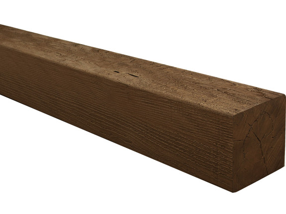 Reclaimed Faux Wood Beams BAHBM080080120AW30NN