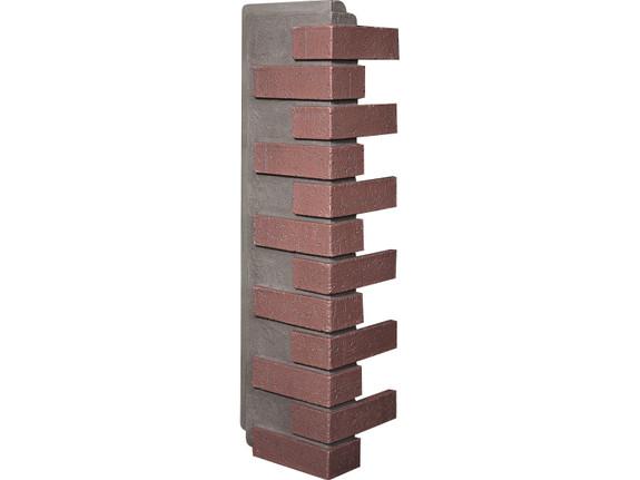 Contempo Brick Outside Corner - Interlocking