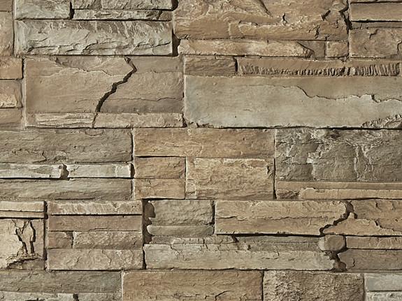 Kentucky Dry Stack Stone Sample
