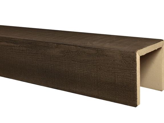 Resawn Faux Wood Beams BBEBM065060144WW30NN