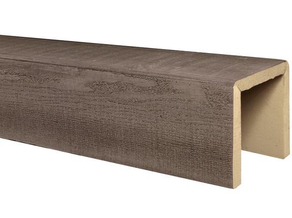 Resawn Faux Wood Beams BBEBM080080144AQ30NN