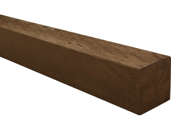 Reclaimed Faux Wood Beams BAHBM040040120AW30NN