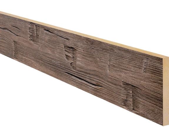 Hand Hewn Faux Wood Planks BAWPL040010120AQNNN