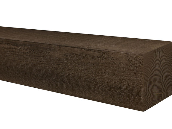 Resawn Faux Wood Beams BBEBM040040120RW30NN