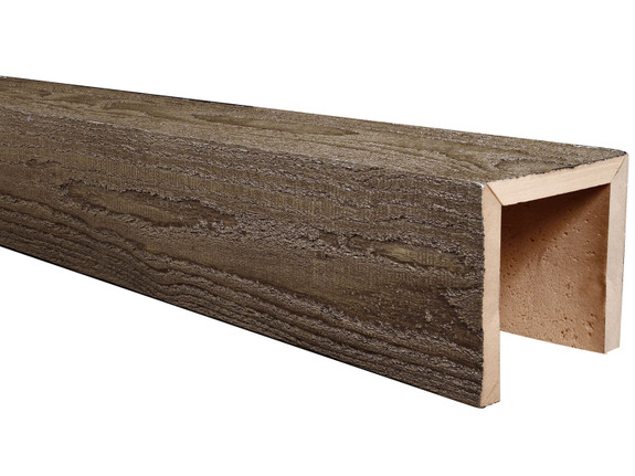 Rough Sawn Faux Wood Beams BAJBM060060120OA30NN
