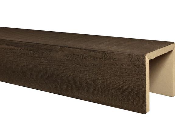 Resawn Faux Wood Beams BBEBM075135120AU30NN