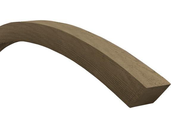 Reclaimed Faux Wood Arched Beams BAHAB080080204AU40N200N