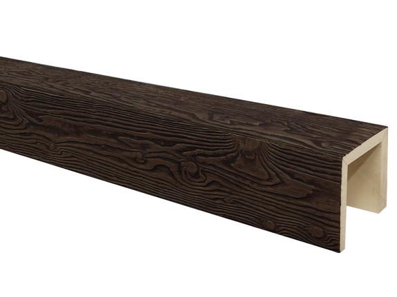 Heavy Sandblasted Faux Wood Beams BAQBM080080120DW30NN