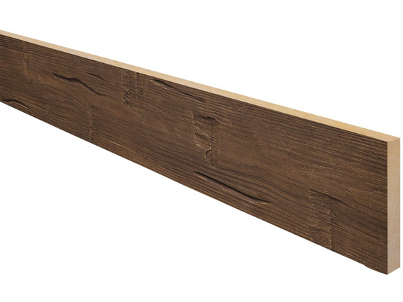Hand Hewn Faux Wood Planks BAWPL090010180BMBNN