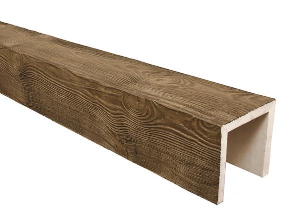 Reclaimed Faux Wood Beams BAHBM055055120AW32TN