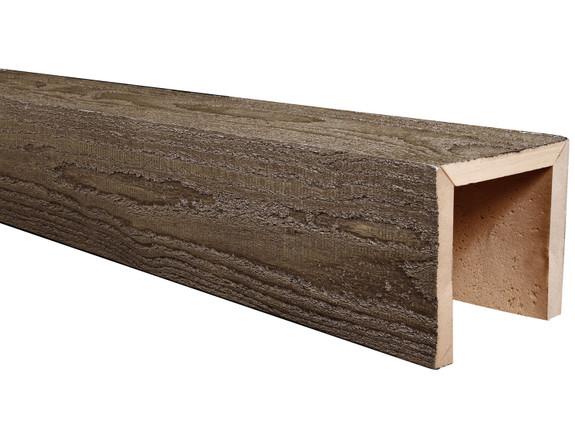 Rough Sawn Faux Wood Beams BAJBM075070168JV30NN