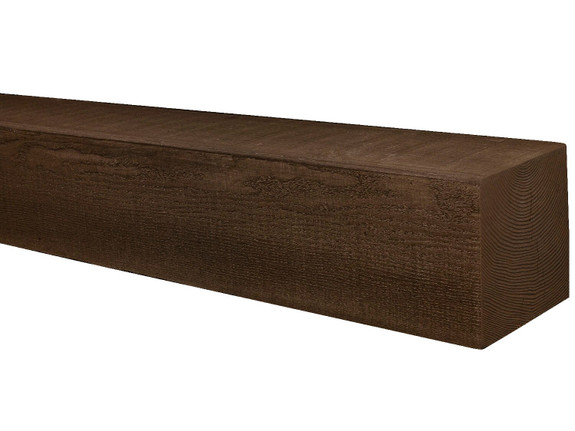 Resawn Faux Wood Mantels BBEMA060060096LON