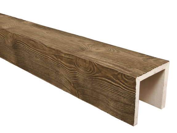 Reclaimed Faux Wood Beams BAHBM065055168OA30NN